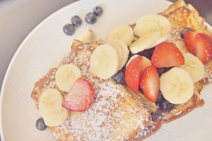 best breakfast at Oafu -Sweet E's Cafe-