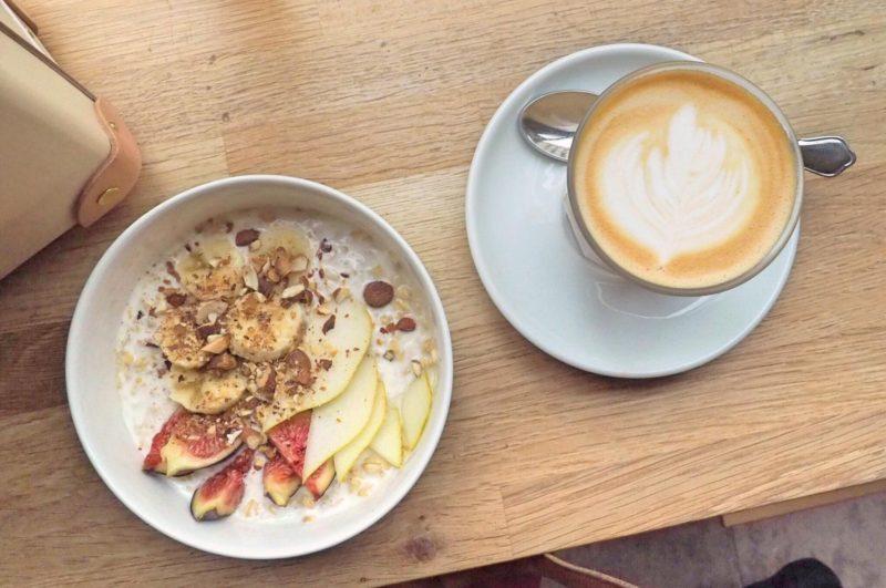 Cafe Oberkampfでパリジェンヌ気分。