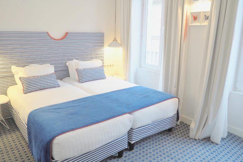 パリでおすすめのリーズナブルなホテル-Hotel 34B Astotel
