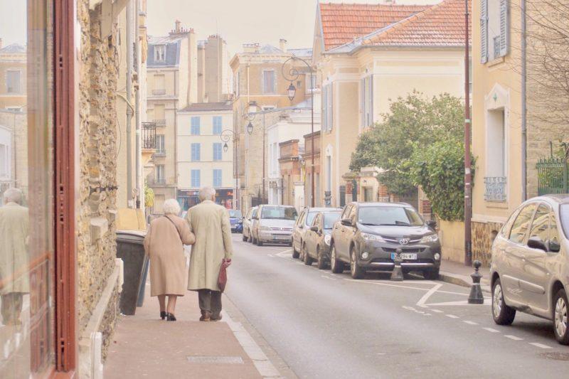 サン・ジェルマン・アン・レー パリを見渡す穏やかな高級住宅街