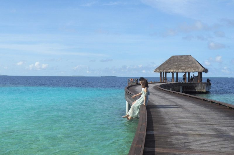 Dusit Thani Maldives -リゾートの全て