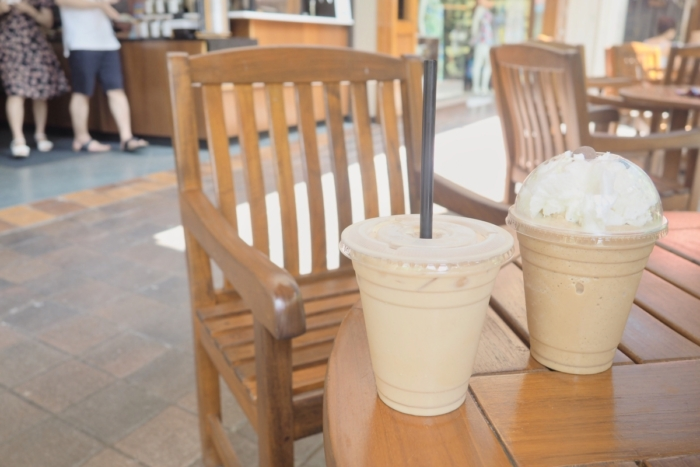 Kai Coffee Hawaiiのマカダミア香る甘いラテ