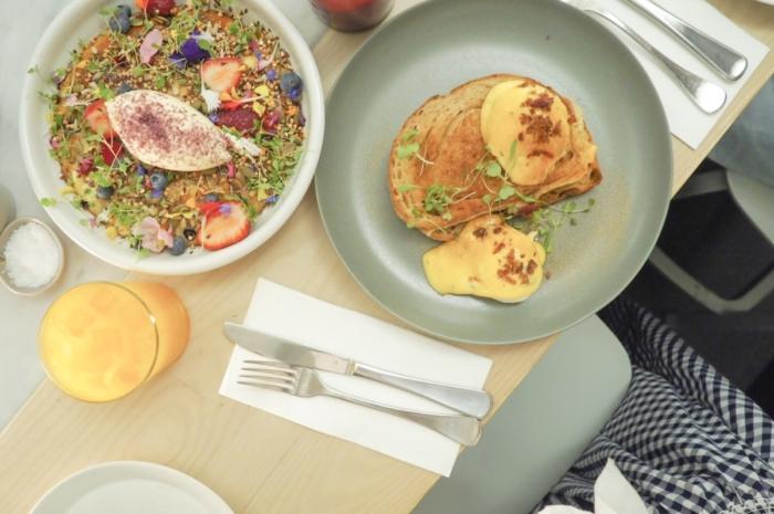 大人が集まるメルボルンの人気カフェ – Higher Ground