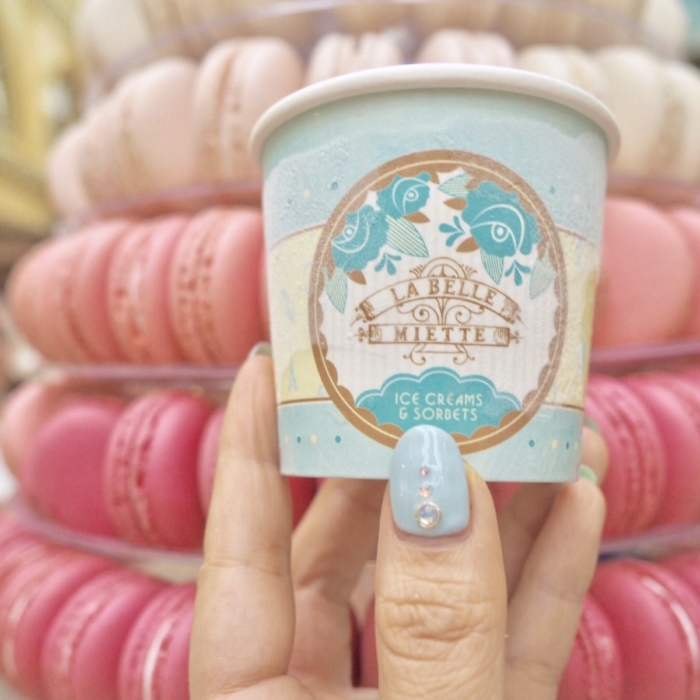 La Belle Miette – メルボルン生まれのパステル色マカロン