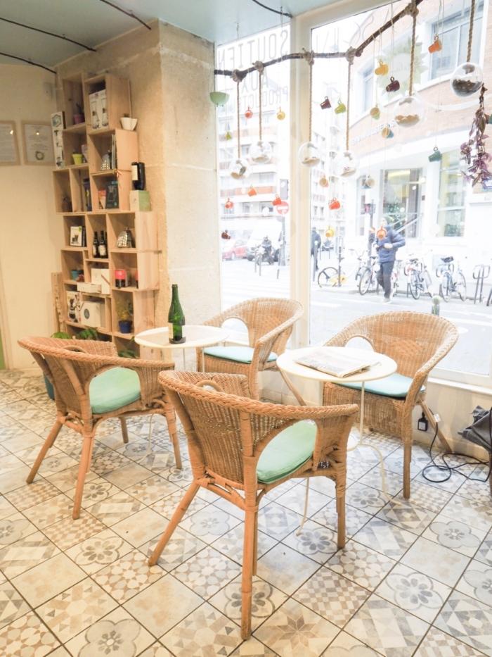 北マレの穴場カフェ – Delirio –