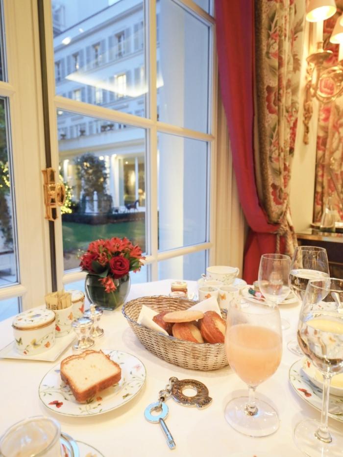 Le Bristol Paris – しあわせを運ぶ朝食 –