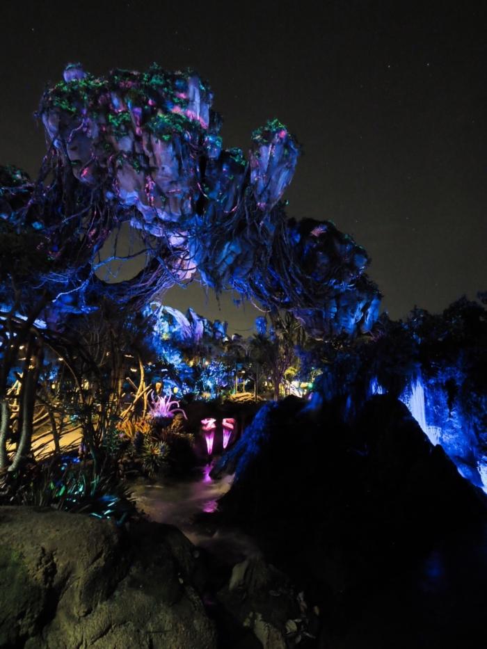 アニマルキングダム アバターの世界。 – Walt Disney World in Florida –