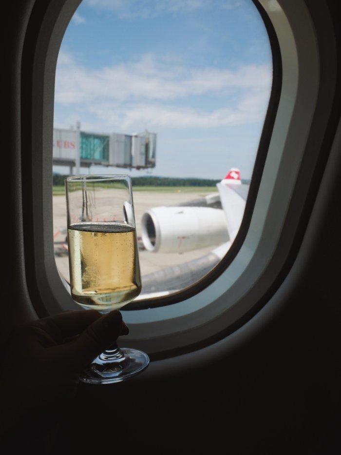 Swiss International Air Lines エコノミー&ビジネスクラス