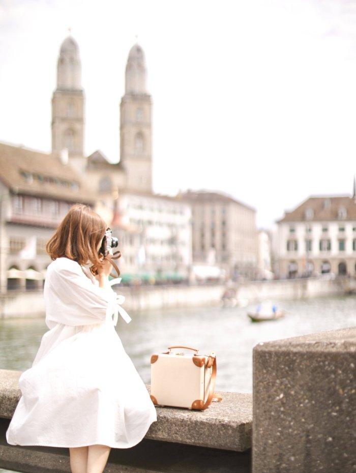 スイスで最も大きな都市 Zurich – チューリッヒ – の魅力。