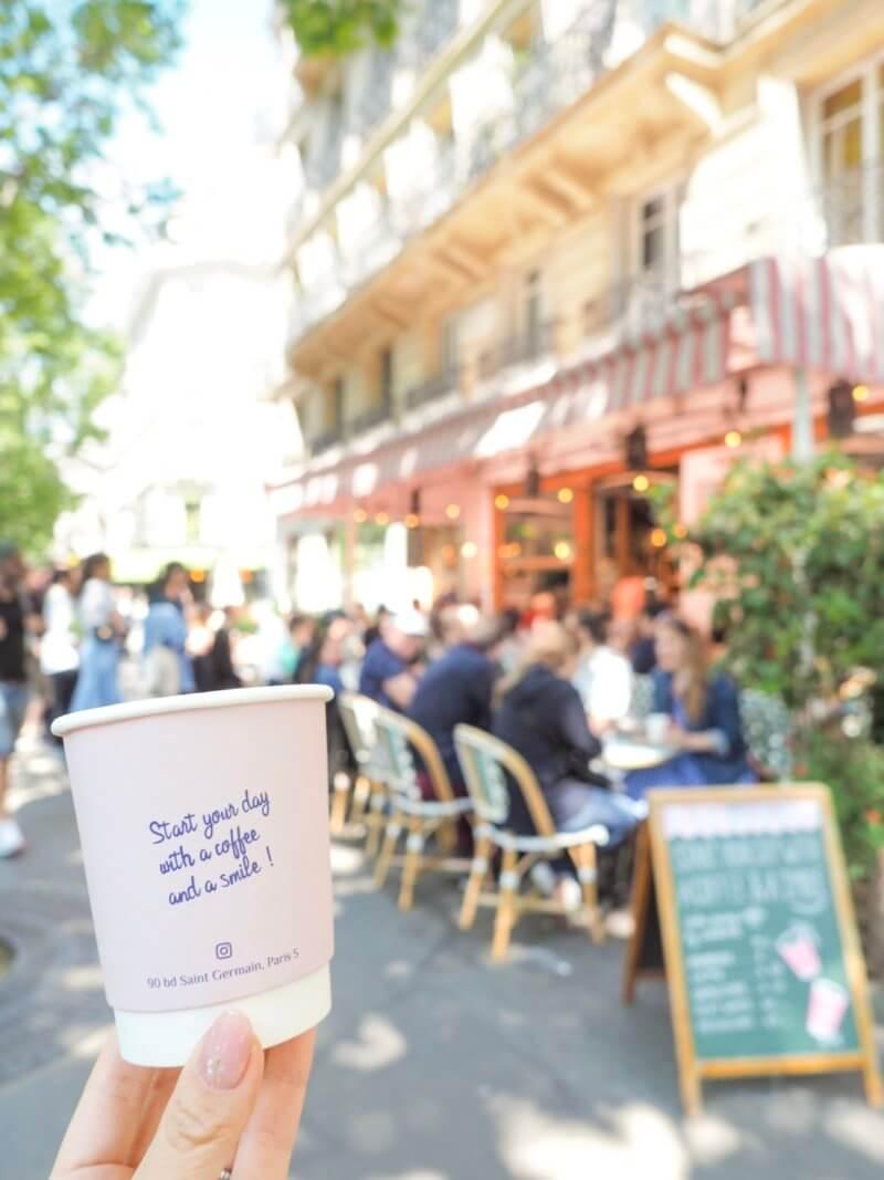 パリのおすすめカフェ