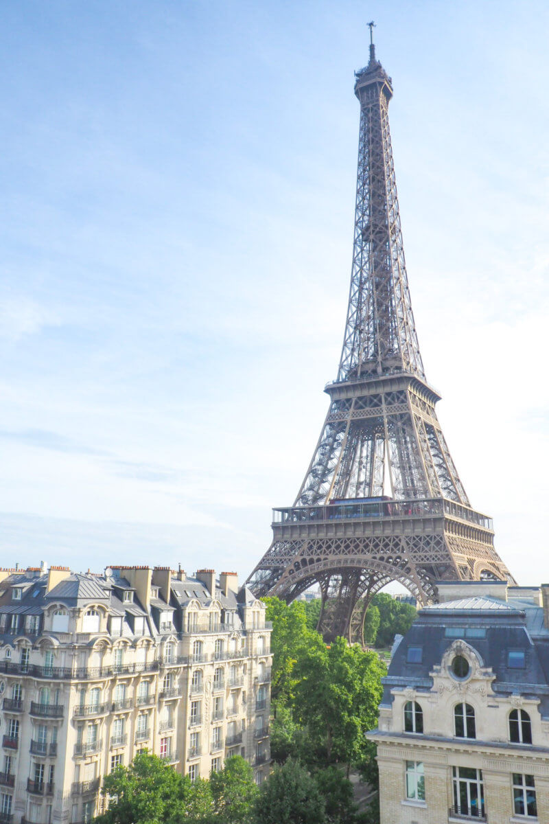 Pullman Paris Tour Eiffel ホテル