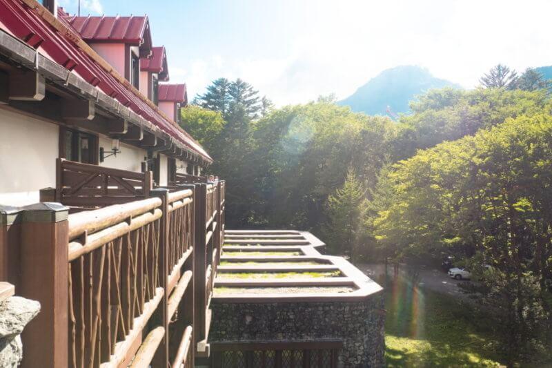 上高地帝国ホテル – 日本初の山岳リゾート